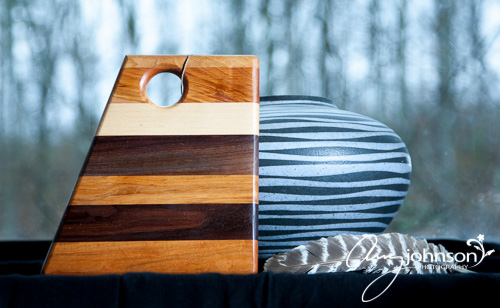Wood product photography