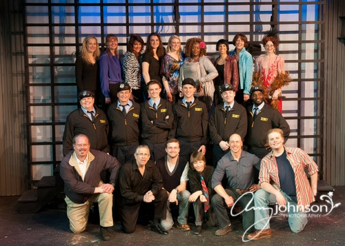 Stagedoor Theater - The Full Monty