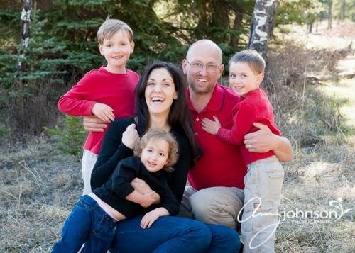 Evergreen family photographer