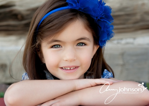Golden children's photography