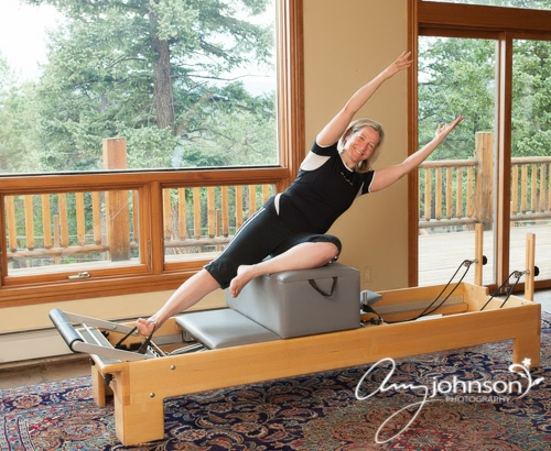 Pilates Photography