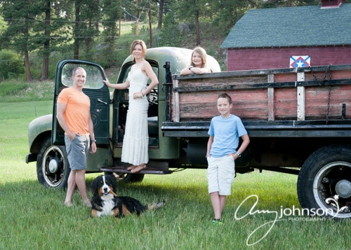 Evergreen family photographer
