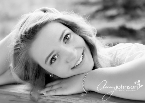 Conifer senior photographer
