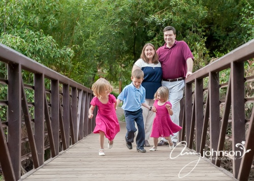 Bear Creek portraits