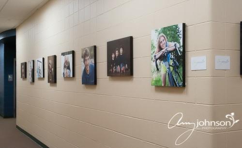 Evergreen Rec Center Display
