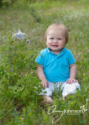 Evergreen baby photographer