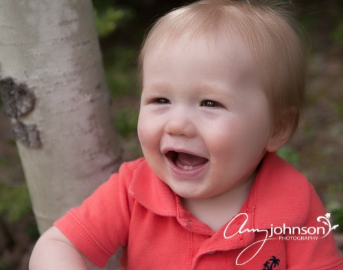 Evergreen baby photographer