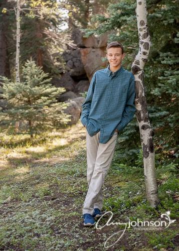 Evergreen photographer