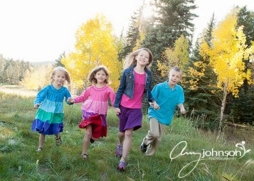 Evergreen Family Photography