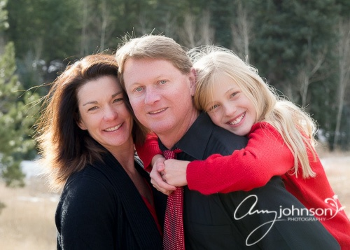 Conifer family photography