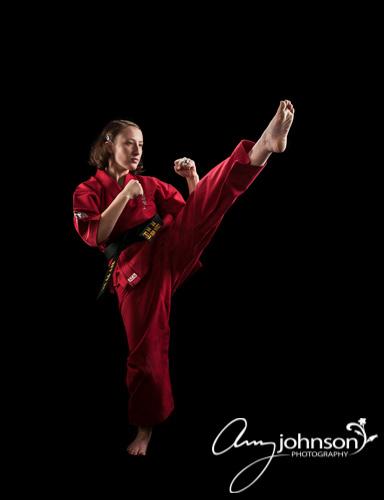 Taekwondo portraits