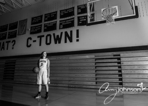 Conifer sports portraits