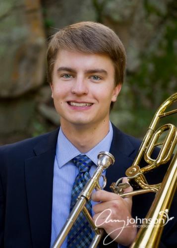 Trombone senior pictures
