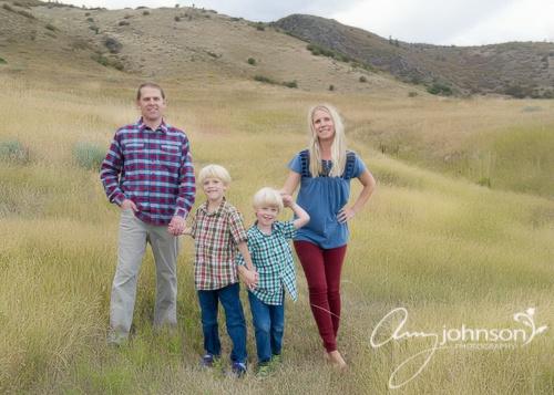 Ken Caryl family photography